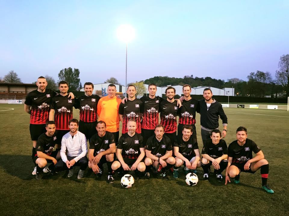 L'équipe Loisirs en Finale !