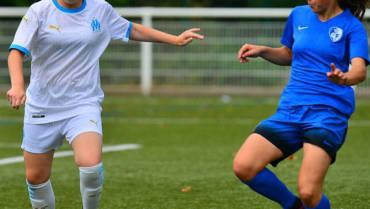 Eva Barattero, de l'ASMT au Grenoble Foot 38