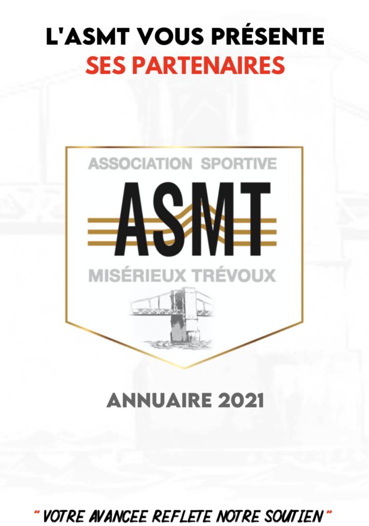 Annuraire partenaires - ASMT - foot - Misérieux Trévoux