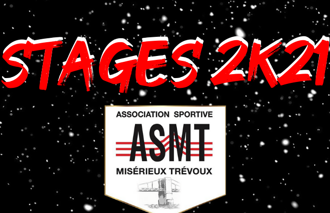 Stages ASMT 2021