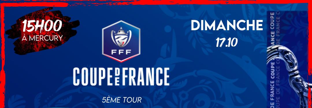 5ème tour coupe de France